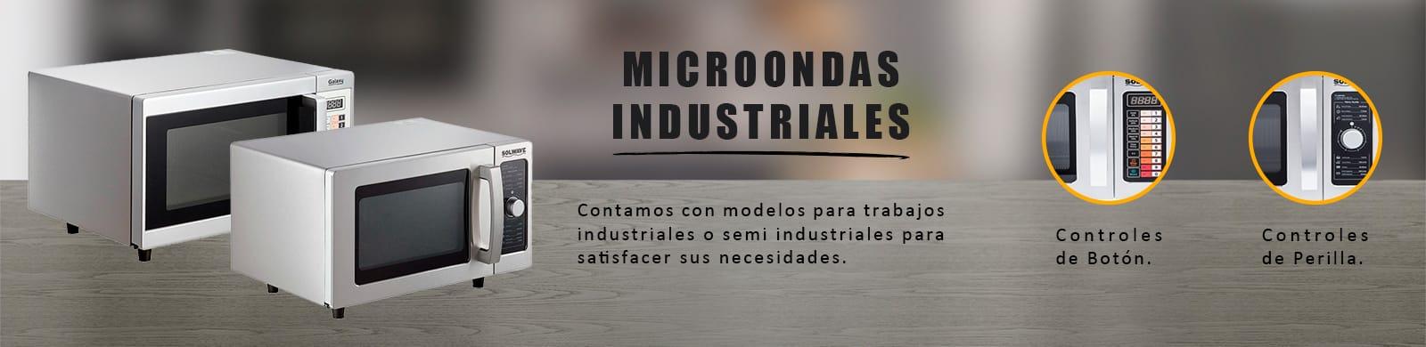 hornos-microondas