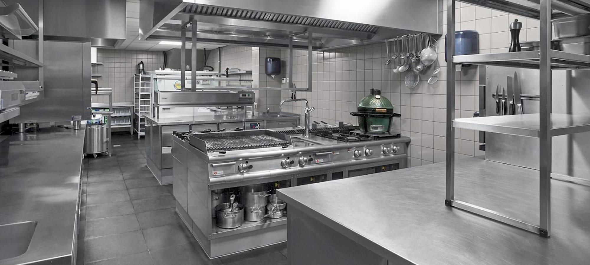 sobre las cocinas industriales