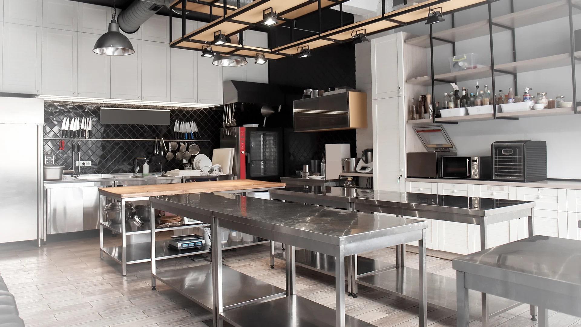 definicion cocina industrial