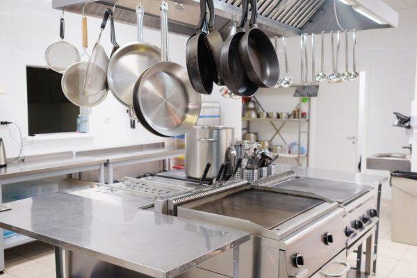 cocinas industriales zeca