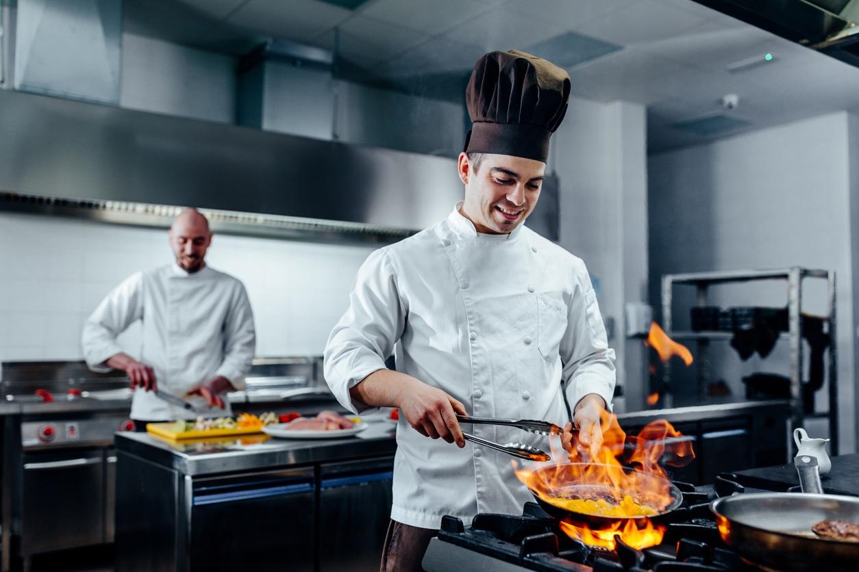 cocina y chefs