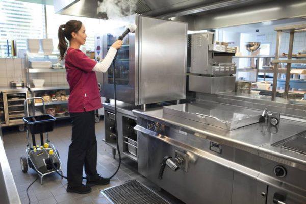 Higienización de Cocinas Industriales