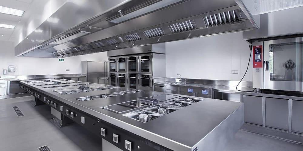 diseño cocinas industriales